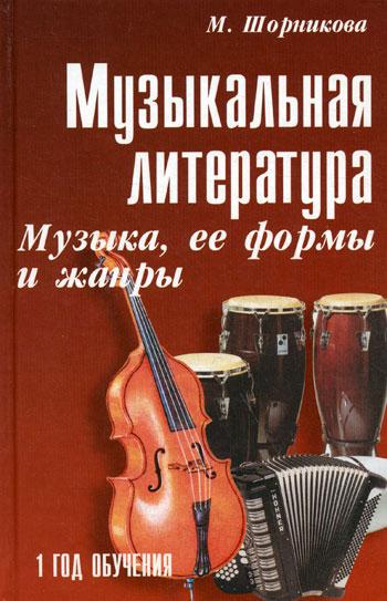 Музыкальная литература Музыка ее формы и жанры